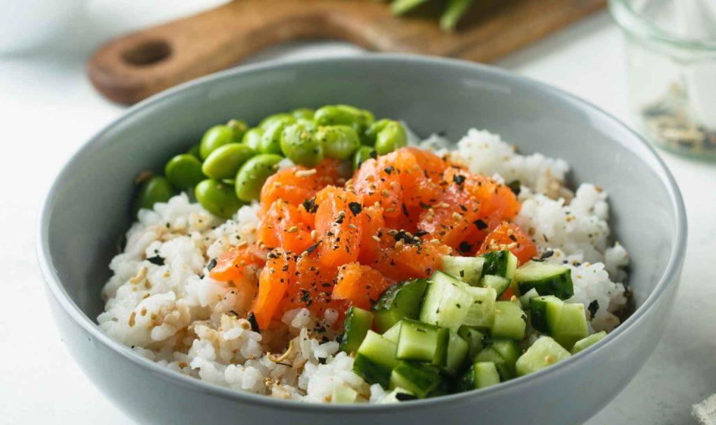 ricette per gatti riso e salmone